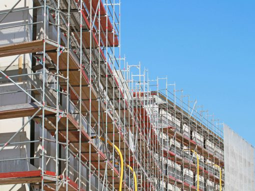 Sozialer Wohnungsbau kommt