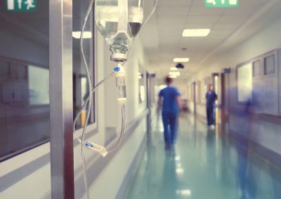 Gute Finanzierung für sächsische Krankenhäuser